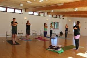 YHLB Yoga Backcare Group Class