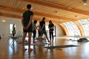 YHLB Yoga Teacher Training Course Specialised Yoga for BackCare