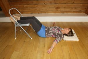 YHLB Yoga Relaxation with Chair