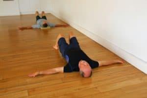 YHLB Yoga Lying Pose