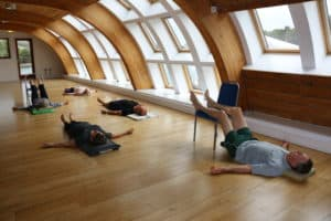 YHLB Yoga for NHS and Healthcare