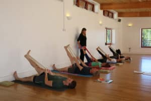 YHLB Yoga in Research - Group Backcare Yoga